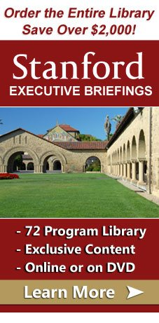 Stanford Executive Breifings Complete Library