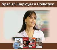 Spanish DVD Collection for Employees