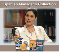 Spanish DVD Collection for Managers