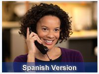 Customer Service: The Telephone Connection DVD - Spanish