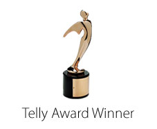 Telly Award Winner!