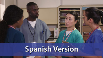 Diversity and Inclusion: A Step-by-Step Guide for Employees - Spanish DVD