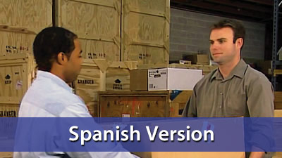 Proper Lifting Techniques - Spanish DVD