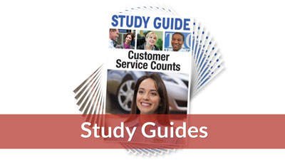 Customer Service Counts Study Guide (10-pack)
