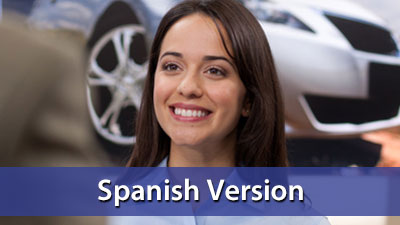 Customer Service Counts - Spanish DVD