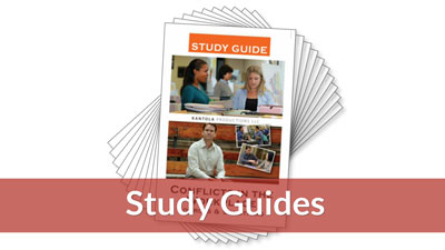 Conflicts in the Workplace Study Guide (10-pack)