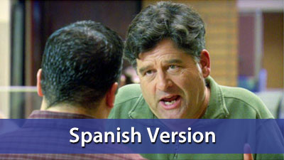 Dealing with the Irate Customer - Spanish DVD