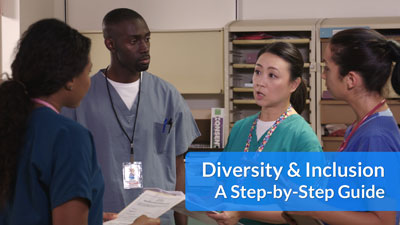 Diversity and Inclusion - A Step-By-Step Guide