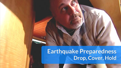 Earthquake Preparedness Training