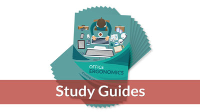 Office Ergonomics Study Guide