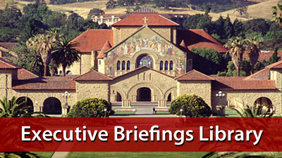 Stanford Executive Briefings Library