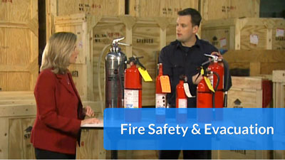 Fire Safety & Evacuation