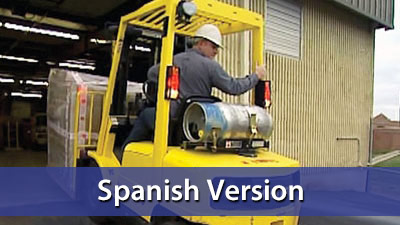 Forklift Operation & Safety - Spanish DVD