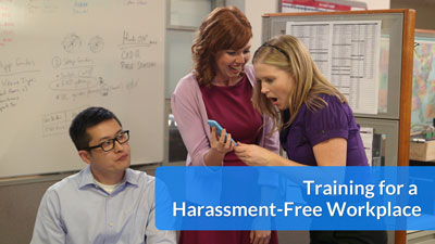 Training for a Harassment-Free Workplace — Simplified eLearning