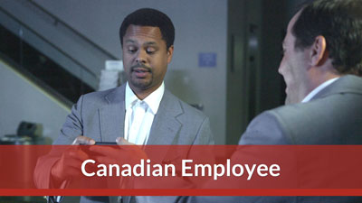 Training for a Harassment-Free Workplace — Canadian Employee Version