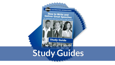 How to Write and Deliver Great Speeches Study Guide (10-pack)
