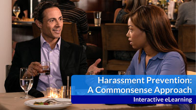 Harassment Prevention: A Commonsense Approach — Interactive eLearning