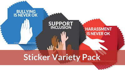 "3"" Sticker Variety Pack (30-pack)"