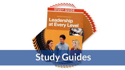 Leadership at Every Level Study Guide (10-pack)
