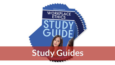 Workplace Ethics Study Guide (10-pack)