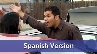 Workplace Violence: The Early Warning Signs - Spanish DVD