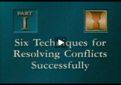 conflict resolution video resolving conflicts in the workplace resolving conflicts