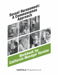 Workbook for California Manager Version